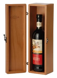 Kutije za vino od parene bukve