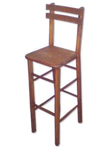 Stolica za kafiće barska