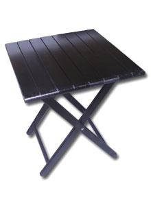Folding garden tables